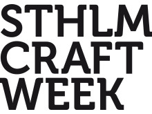 STHLM CRAFT WEEK_Logo_svart