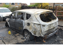 Recovered Ford S-Max
