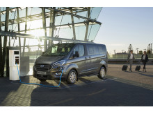 Den nye Ford Tourneo Custom PHEV