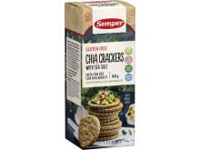 Semper Chia Crackers