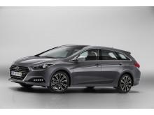 Nye Hyundai i40 stasjonsvogn