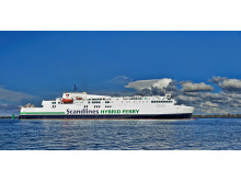 M/F Berlin Scandlines Hybrid Ferry