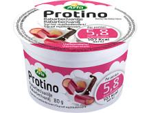 Protino rabarber/vanilj 80gr
