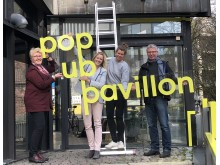 Pop Up Pavillon April 2019