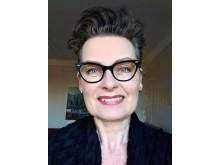 Maria Perstedt, museichef för Kvinnohistoriskt museum
