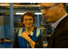 Ordfører i Kongsberg Kari Anne Sand