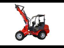 Kompaktlastare - Flexitrac 1238LRF - 05
