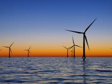 ESVAGT DANA in Baltic 2 offshore wind farm - 2020