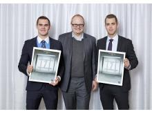 Stora FM-priset 2015, vinnarna och juryns ordförande