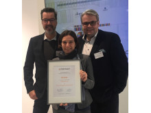 Mitarbeitermagazin gewinnt EWA-Award