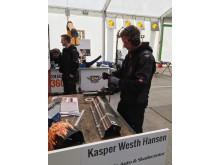 Kasper Westh Hansen, Karrosseritekniker