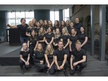 Invigning av Realgymnasiets hotellutbildning på Clarion Hotel Post