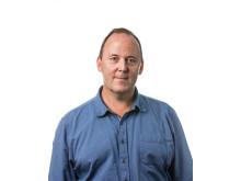 Geir Arne Sunde, styremedlem i Overlegeforeningen