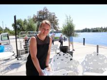 Lison Westermark, restaurangchef Gotthards krog.