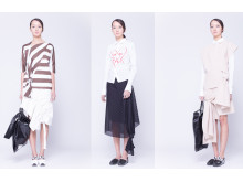 Nominerad Design S 2014, Mode & Textil: The BACK AW14 collection