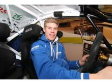 Mattias Adielsson uttagen till Junior Elitsatsningen