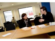 Children's centre helps parents find a job