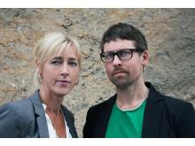 Isabella Grybe och Natanael Derwinger