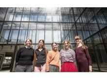 Designstudenter, Textilhögskolan