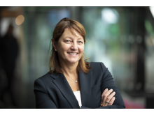 Anne Flagstad HR direktør Telenor Norge