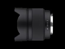 3_Samyang AF 12mm F2,0 E_ Side