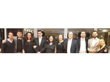 Das Team von Speculum S.A. in Portugal