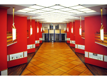 GRASSI Museum für Angewandte Kunst - Pfeilerhalle