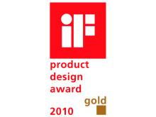 Gold Award logo