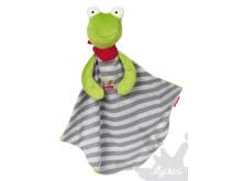 XXL Schnuffeltuch Frosch
