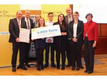 Bürgerenergiepreis Oberfranken_Realschule Rehau