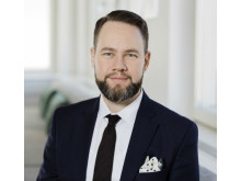 Rikard Ljunggren, ansvarig för näringspolitik på Fastighetsägarna.