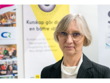 Annie Eriksson, vd på Norrtälje OptikCentrum