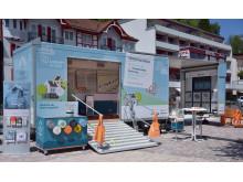 Das Sanierungsmobil ist am 16. Juni zu Besuch in Metzingen