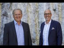 Håkan Pettersson och Niklas Lindberg press