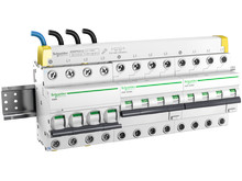 iC60 RCBO jordfeilautomater fra Schneider Electric