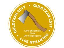 Prisutdelning för Guldyxan 2017 hålls på Elmia Wood torsdag 8/6 kl. 11.00