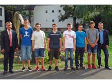 Ausbildungsstart beim Bayernwerk in Unterfranken