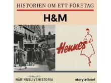 Historien om ett företag släpps på Storytel i samarbete med Centrum för Näringslivshistoria.
