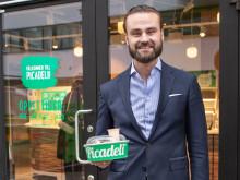 David von Laskowski, VD och koncernchef för Greenfood Group och Picadeli.