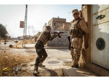 The Battle for Mosul - Rise of the white flag. Fotograf Quentin Bruno