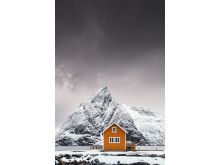 Shapes of Lofoten