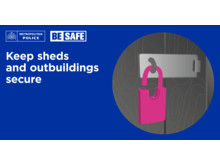BE SAFE Sheds and Outbuildings