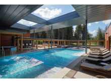 Center Parcs Aqua Sana Outdoor Pool