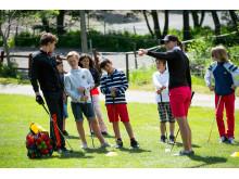 Golfkurs