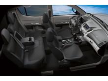 Mitsubishi L200 2010 Interior