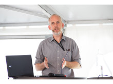 Seminarium i Almedalen: Efter Panamadokumenten – kan pengar inte gömmas undan längre? (Fredrik Laurin, grävande journalist Uppdrag granskning)