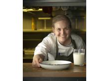 Kocken Linnéa Liljedahl tar fram gourmetmeny – till mjölk_1