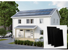 solpanel NIBE All Black 295 Wp