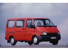 Ford Transit 3. generasjon (1985 - 1994)
