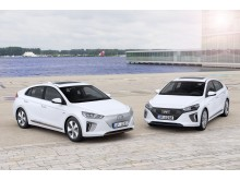 All-New IONIQ Electric and Hybrid